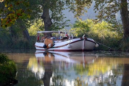 Recorrer Francia en barcaza: aventura con arte