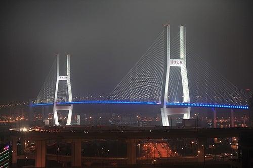 Shanghai, Puente Nanpu