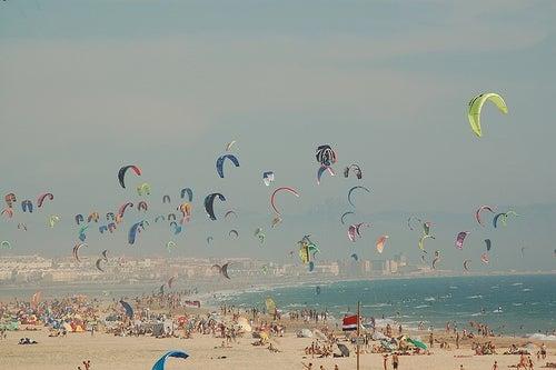 Las playas de Tarifa: donde reinan los señores del viento