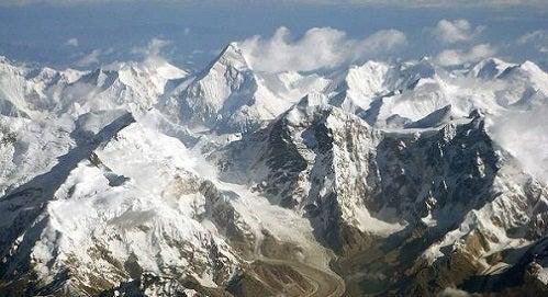 Tián Shan, Las Montañas Celestiales