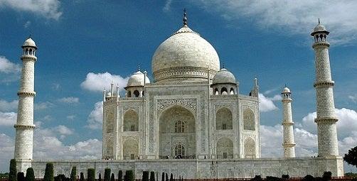 Una visita al Taj Mahal
