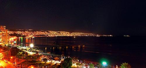 Viña del Mar, su festival de la canción y sus atractivos turísticos