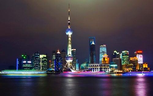 Viajar a Shanghai, viajar al futuro