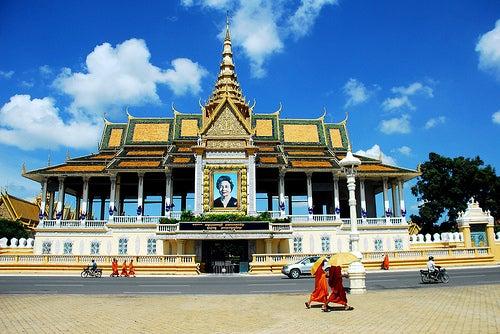 La ciudad de Phnom Penh, un destino en pleno florecimiento