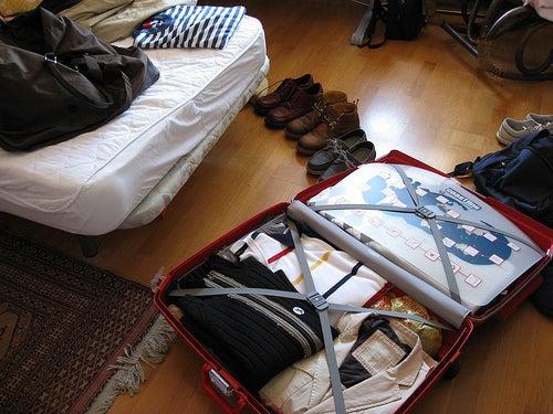 ¿Qué debo meter en la maleta?