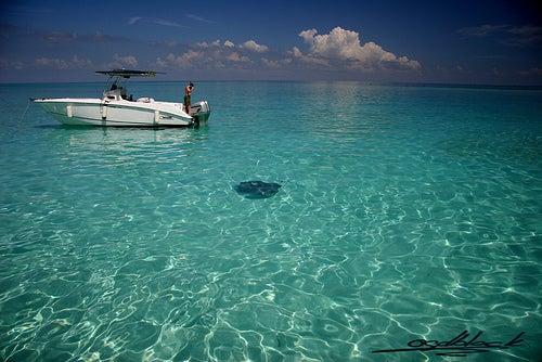 Las Islas Caimán son tres por uno