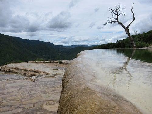 Alberca Hierve el Agua
