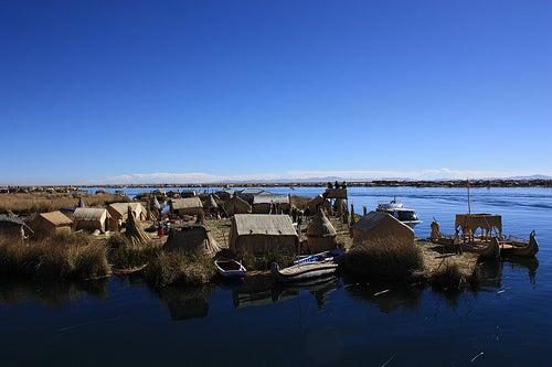 Andrea islas flotantes