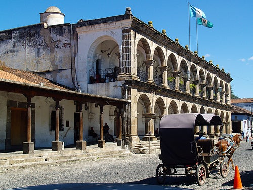 Visitar Antigua Guatemala, la olvidada ciudad colonial