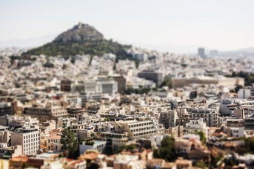 La ciudad de Atenas, un viaje hacia la Grecia clásica
