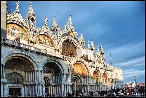 La Basílica de San Marcos, el espectacular templo de Venecia