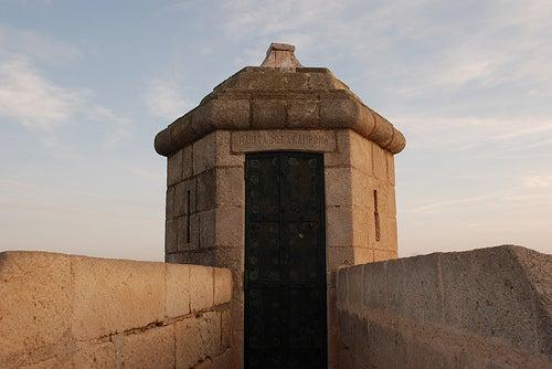 Castillo de Santa Bárbara en Alicante, parte de la historia de España