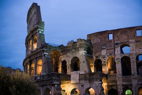 La ciudad de Roma, un viaje hacia el pasado