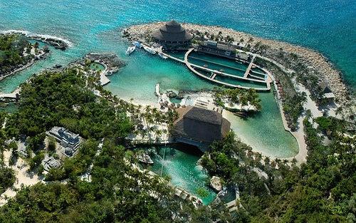 Parque Temático Xcaret, aventura y diversión en La Riviera Maya