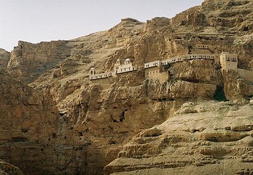 Monasterio de San Jorge en el Monte de las Tentaciones
