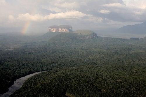 El Monte Roraima y el fabuloso paisaje de los tepuyes