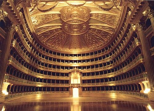 Escenario La Scala