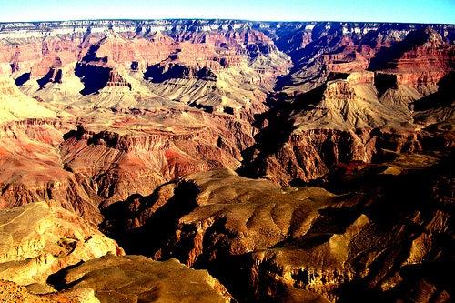 Gran Cañón del río Colorado, majestuosidad natural