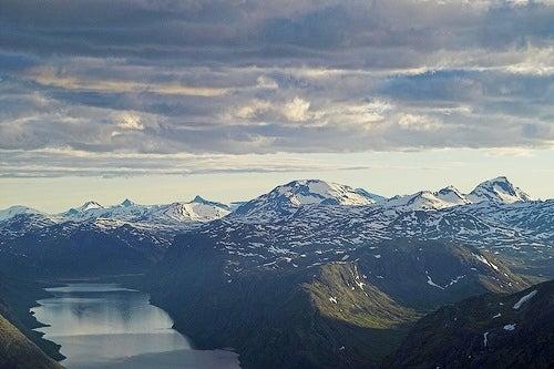 Las mejores áreas para practicar senderismo en Noruega