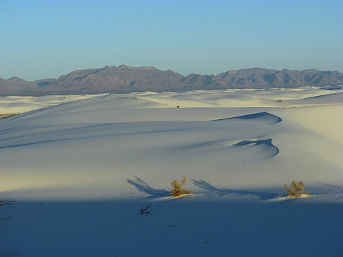 Monumento Nacional White Sands