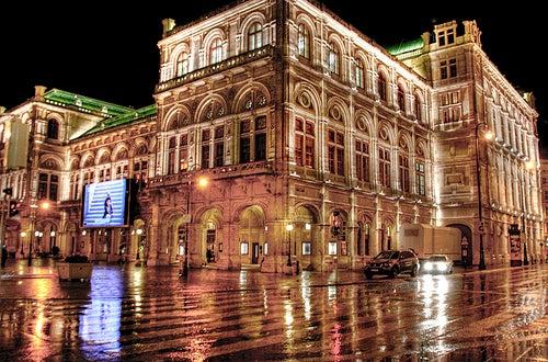 La Ópera de Viena, un lugar que debe visitarse