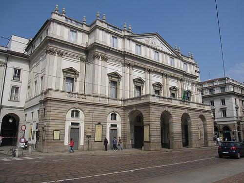 Teatro La Scala, el teatro de ópera más famoso del mundo