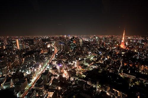 La ciudad de Tokio, una maravilla de Oriente