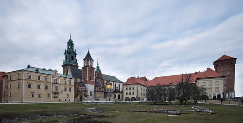 La Catedral de Wawel, lugar de coronación de los monarcas polacos