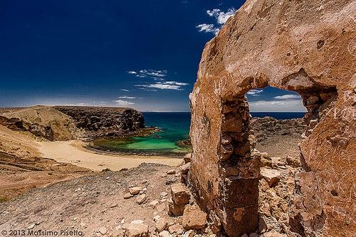 La Isla de Lanzarote,  un lugar de ensueño