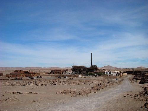 Los pueblos fantasmas del desierto chileno: Humberstone y Santa Laura