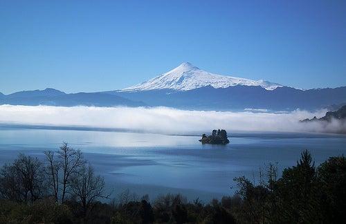Parque Natural Huilo Huilo, un parque de atracciones natural en los Andes patagónicos