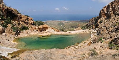La Isla Socotra, la isla de la felicidad en Yemen