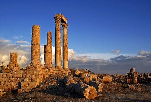 Amman, la capital de Jordania 2