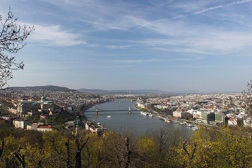Tres lugares significativos de la ciudad de Budapest