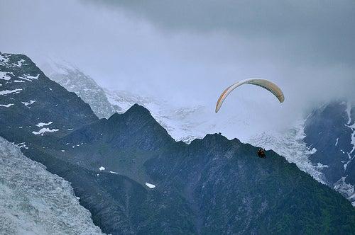 Chamonix Mont Blanc, en el corazón de los Alpes franceses