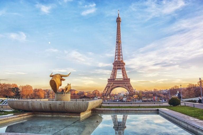 La ciudad de París, lugares románticos para enamorarse