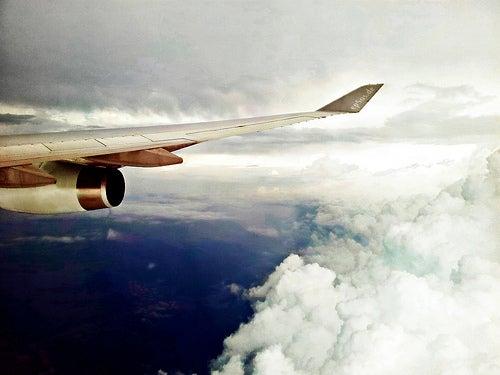 Consejos para las personas con miedo a volar