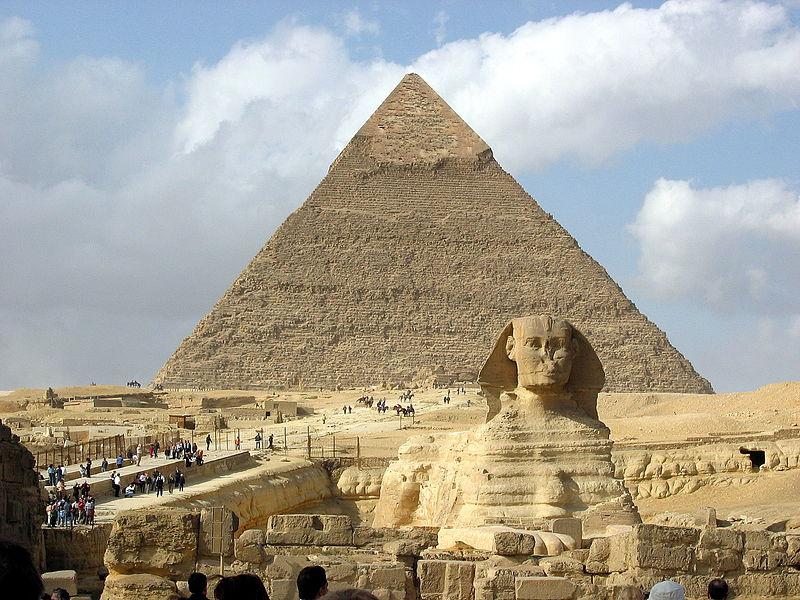 Ciudades, templos y monumentos más importantes de Egipto