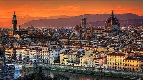 La ciudad de Florencia, un paraíso cultural y artístico