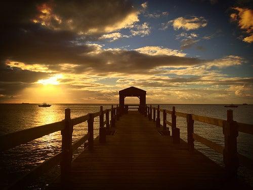 La isla Nieves, un estupendo destino del Caribe
