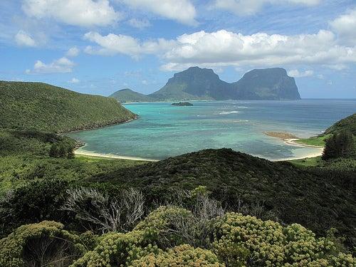 Lord Howe Islands, Australia