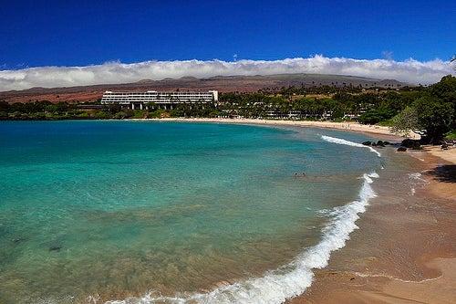Las dos mejores playas de Hawái
