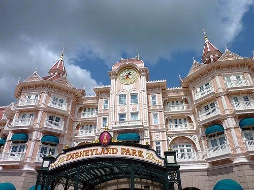 Planear tu día en Disneyland París