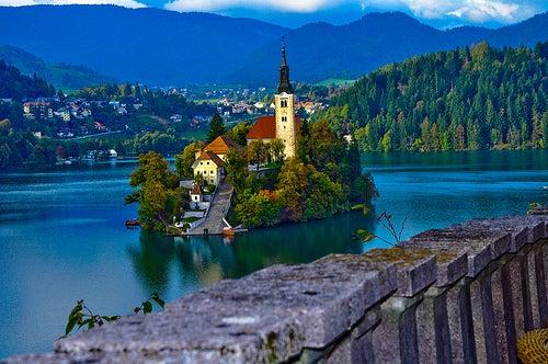 El Castillo de Bled, una belleza medieval de Eslovenia