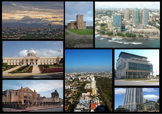 Disfrutando de Santo Domingo, paraíso caribeño