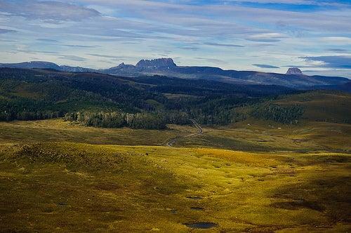 La isla de Tasmania en Australia, destino por demás particular