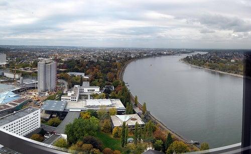 La ciudad de Bonn, lugar de nacimiento de Ludwig Van Beethoven