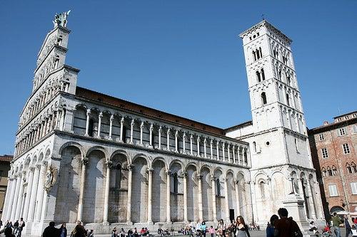 La ciudad de Lucca, un tesoro cultural