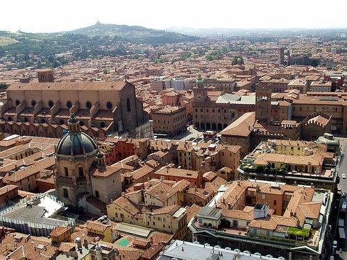 La ciudad de Bolonia, la gran desconocida de Italia
