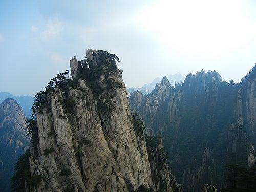 Los Montes Huang, inspiración de pintores, poetas y filósofos
